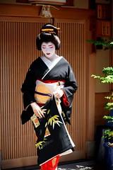 -6 (nobuflickr) Tags: japan kyoto maiko geiko    erikae    miyagawachou    fukutyou 20160526dsc00454