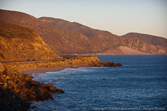 Highway 1 - The Pacific Coast Highway (3scapePhotos) Tags: ocean california road beach water one coast losangeles place pacific southern pch coastal beaches chighway
