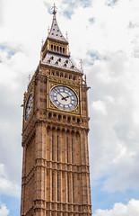 Big Ben (Victor Dvorak) Tags: london england unitedkingdom uk nikon d300s 2870mmf28d bigben palaceofwestminister clocktower elizabethtower