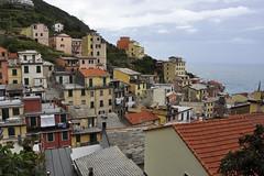Riomaggiore (Rock 'n Soul) Tags: riomaggiore cinque terre liguria italy coast village houses unesco world heritage