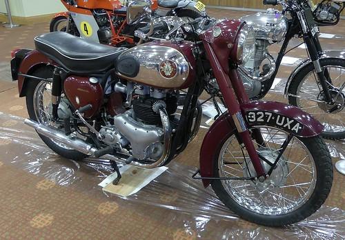 1956 BSA 500