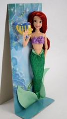 2016 Ariel Classic 12'' Doll - US Disney Store Purchase - Deboxing - Cover Off - Full Left Front View (drj1828) Tags: disneystore doll 12inch classicprincessdollcollection 2016 ariel flounder purchase deboxing