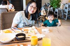 ! (Steve Wan^_______________,^) Tags: travel love beach japan hotel monterey tiger daughter journey join wife fujifilm okinawa  x100t