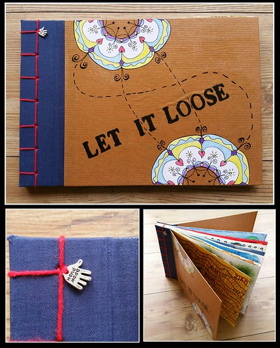 Let it Loose journal