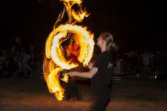 Vollmondfeuer III (martinwink62) Tags: vollmondfeuer feuer fire nachts show fireperformance performance artist event ingolstadt germany bavaria