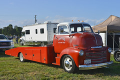 Chevy COE ramp truck race car hauler (Thumpr455) Tags: auto show red chevrolet car race nikon automobile union may southcarolina lifestyle nostalgia chevy coe d800 dragrace 3100 2016 hauler cabover worldcars afnikkor3570mmf28d ramptruck advancedesign porterscustomshop steelinmotion unioncountydragway