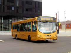 Arriva 3047 - MX10 DAA (North West Transport Photos) Tags: bus liverpool wright pulsar pierhead arriva vdl 3047 wrightbus mannisland sb200 arrivamerseyside arrivanorthwest vdlbus vdlsb200 pulsar2 wrightpulsar2 mx10daa