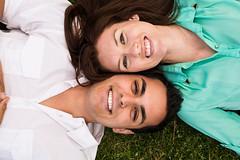 124/365 (bradfordtennyson) Tags: portrait grass portraits canon 50mm engagement sandiego couples f56 365project 124365 5dmarkiii