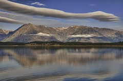 Grand Tetons, Wyoming HDR (RixPix55) Tags: grand teton