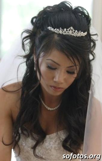 Penteados para noiva 136