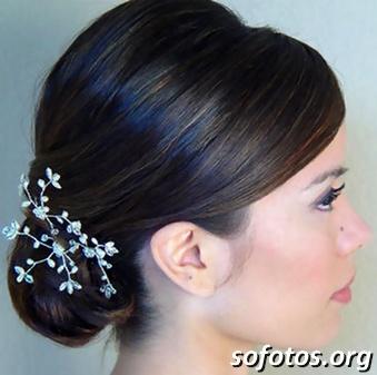 Penteados para noiva 129