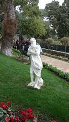 Les jardins d'Auguste (Pikakoko) Tags: statue gardens capri italia sculptures giardini dscrx100