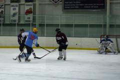 April 2013 - Nordiques at Maroons (Keith_Beecham) Tags: usa hockey unitedstates pennsylvania april hatfield midget nordiques inhouse maroons 2013 hatfieldiceworld