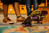 Aprendió a los golpes (dmelga) Tags: skatepark skate pies resistencia chaco curado roto zapatillas piernas rotos tobillo lastimados parque2defebrero
