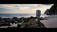 Welcome to... The Rock! (Splice Studios Singapore) Tags: sky bali classic beach rock zeiss 35mm vintage movie surf widescreen stage sony elvis voice rockroll sound microphone letterbox hip rocknroll mic 55 cinematic audio spokenword kenn splice pristine shure sounddesign carlzeiss f20 filmlook dontsteal 2391 shure55sh sh55 soundsgood donotsteal voiceovers rx1 askpermission movielook 55sh audiopost givecredit delbridge ungasan dscrx1 kenndelbridge splicestudios zeiss35mmsonnartf20