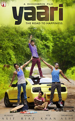 Yaari - The Road to Happiness (Hussain Asif) Tags: road pakistan hot cute sexy film movie poster hilarious funny handsome happiness dancer db desi pakistani asif hussain yaari shehry supersta shehryar dbfilms hussainasif dhoomies dhoombros dbnation dhoombrosnation ideewane dbnationlogo hussaindhoombros yaarifilm