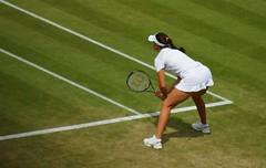 Robson at the ready (Not enough megapixels) Tags: ladies laura tennis robson british singles laurarobson