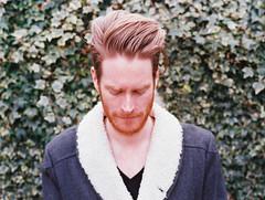 film fills my heart (Thomas Hole) Tags: summer colour film mediumformat hair beard ginger blog model explore super35 thomashole