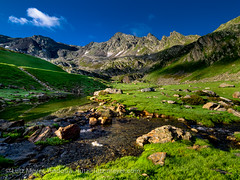 Andorra nature: Vall nord (lutzmeyer) Tags: pictures summer lake mountains nature rural landscape photography montana wasser europe photos pics sommer natur july natura paisaje images berge pasto fotos valley julio verano juli region landschaft andorra juliol bilder imagen pyrenees tal iberia montanas estiu pirineos pirineus iberianpeninsula gebirge paisatge pyrenäen imatges muntanyes landkreis vallnord pastureland arcalis pastura viehweide weideland gebirgszug iberischehalbinsel viehhaltung mfmediumformat ordinoparroquia lutzmeyer lutzlutzmeyercom bassesdelportderatarcalis