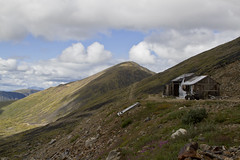 (MichelleLegere) Tags: road old mountain silver mine bc 4x4 britishcolumbia quad mining explore trail abandonded rugged atlin