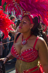 NH2013_0045r (ianh3000) Tags: carnival people colour london girl costume hill notting 2013
