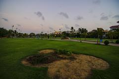 Small Park, Karachi (Sarfraz Abbasi [0.75 million views, Thanks]) Tags: park pakistan nikon tokina e karachi block7 iqbal gulshan 1116mm d7000