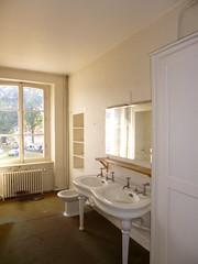Auchy les Hesdin - Chateau Blanc - Intérieur