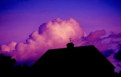 barn (artfilmusic) Tags: roof sky clouds barn
