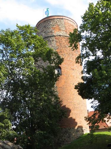 Bad Belzig - Burg Eisenhardt Turm