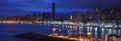 Benidorm at night (Ginas Pics) Tags: panorama copyright españa smart mediterranean nightshot benidorm ginaspics mediterraneanlandscape benidormatnight mediterraneantown bestofspain httpginanews05blogspotcom reginasiebrecht