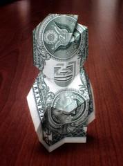 $ Sathya Sai Baba (the real juston) Tags: sky money paper one 1 design us bill origami box indian avatar sri dollar marc fold bp sai paperfolding papiroflexia baba currency folding shirdi guru raju reincarnation sathya billfold juston pleating 折り紙 sathyanarayana godman moneygami billfolding orikane 225° śri