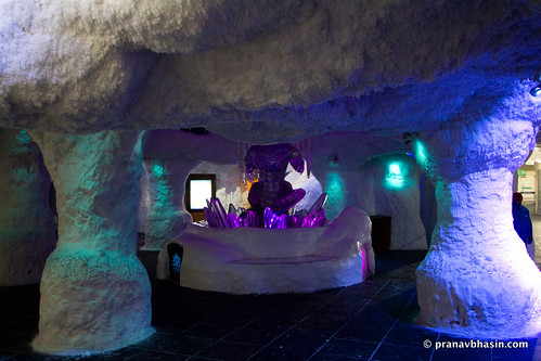 Ice Caves, At Ski Dubai, Mall Of Emirates, Dubai