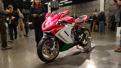 MV Agusta F3 800 Ago at Turismo Veloce 800 World Premiere 2013-11-04 01