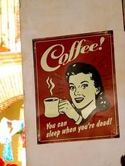 (Elisas caramel) Tags: coffee caf mxico publicidad oaxaca rtulo