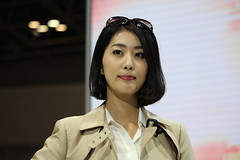 IMG_0260 (carlotorinese) Tags: show girls tokyo motor hostess 43 2013