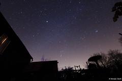 Patio Stars 29 12 13 (twinklespinalot) Tags: stars wideangle orion astronomy jupiter taurus gemini 1022mm constellation pleiades milkyway starfield astrometry canoneos700d Astrometrydotnet:status=solved Astrometrydotnet:id=nova190830