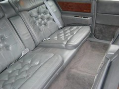 1989 Cadillac Fleetwood Coupe (smokuspollutus) Tags: silver grey gm exterior interior cadillac 45 1989 coupe fwd fleetwood cbody