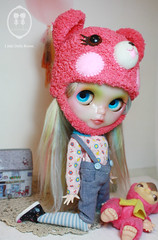 Custom Commissions Blythe Doll 2014.