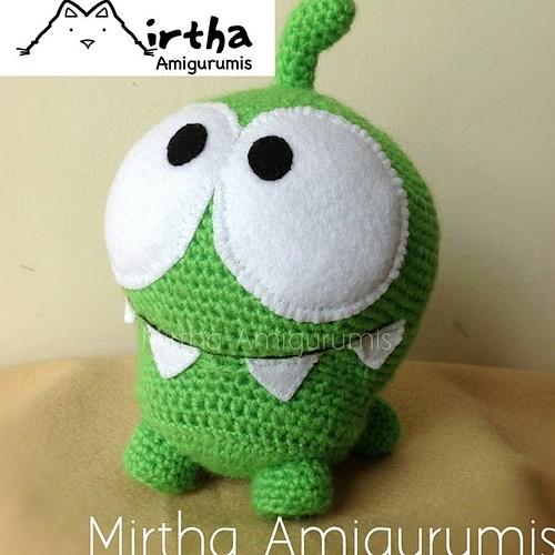 Worms (Video Game) Amigurumi Pattern: Geeky Crochet   Geeky Hobbies   500x500