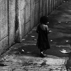 140211 (YOUANDMEORUS) Tags: street bw monochrome children blackwhite philippines bn