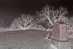 Another Time, Another Place (Bud in Wells, Maine) Tags: winter cemetery laurelhillcemetery