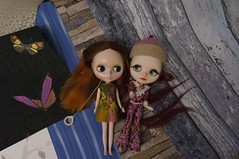Blythe a Day 26 February 2014 - wallpaper