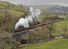 45699 Sheriff Brow 05-03-14 (prof@worthvalley) Tags: uk railroad all jubilee transport railway steam locomotive carlisle types settle galatea 45699
