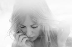 reverie [b&w edition] (Jon Downs) Tags: portrait white black art monochrome canon downs photography eos grey mono photo jon artist photographer image gray picture pic 7d reverie raphaella withlove jondowns