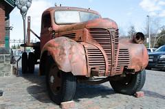 Mater's Cousin (StoiKNA) Tags: old toronto truck vintage nikon district may 4th rusted tamron distillery 2470mm d7000 torontophotowalks flickr10photowalk topwflickr10