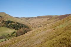 30 the ridge from the nab (Vertigogen) Tags: camping easter walking derbyshire peakdistrict pennines edale pennineway kinderscout thenab 15april2014