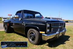 Chevrolet C30 (-1badgmc-) Tags: show chevrolet oklahoma car truck chevy okc custom ok oklahomacity bricktown dually c30 devonboathouse bricktowntakeover