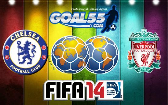 Prediksi Skor Chelsea Vs Liverpool 28 Januari 2015