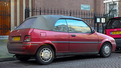 Rover 111 CABRIOLET (peterolthof) Tags: rover 111 cabriolet nsnp23 sidecode5 carspottingwithrutger peterolthof