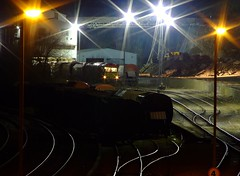 60001 - Peak Forest - 27-01-15 (techno-phobe) Tags: night trains tug dbs doveholes class60 peakforest 60001 dbschenker